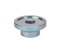 "adapter: 5/8"" int. thread, with centering Ø40 mm, (20,5 mm)"