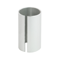 Protective aluminium sleeve for prism/GNSS poles with Ø32 mm