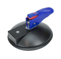 suction holder Ø 120 mm, with vacuum indicator, M8 int.