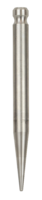 stake-out-spike Leica spigot, L = 190 mm, stainless steel