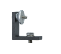 L-holder for Leica 360°-Prisma Mini GRZ101, with M8 screw