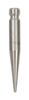 stake-out-spike Leica spigot, L = 140 mm, stainless steel